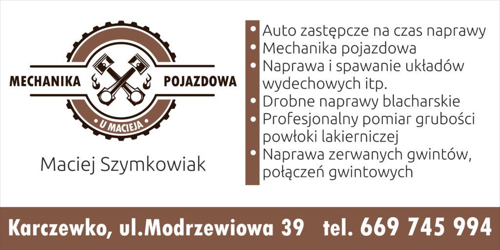 MECHANIKA KARCZEWKO